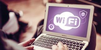 Wi-fi danni persone assorbimento. Close-up Engineering