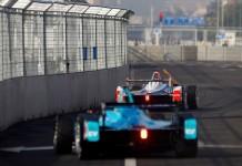 Roborace Formula E senza pilota. Close-up Engineering