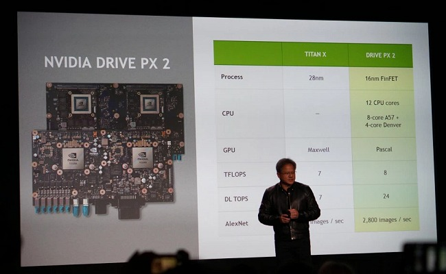 Nvidia al CES 2016, caratteristiche di Titan X e Drive PX 2 a confronto. Close-up Engineering