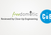 Freedomotic & Close-Up Engineering