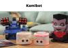 Kamibot, i bambini possono programmare i robot. Close-up Engineering