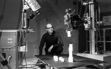 Marvin Minsky, pionere dell'intelligenza artificiale. Close-up Engineering