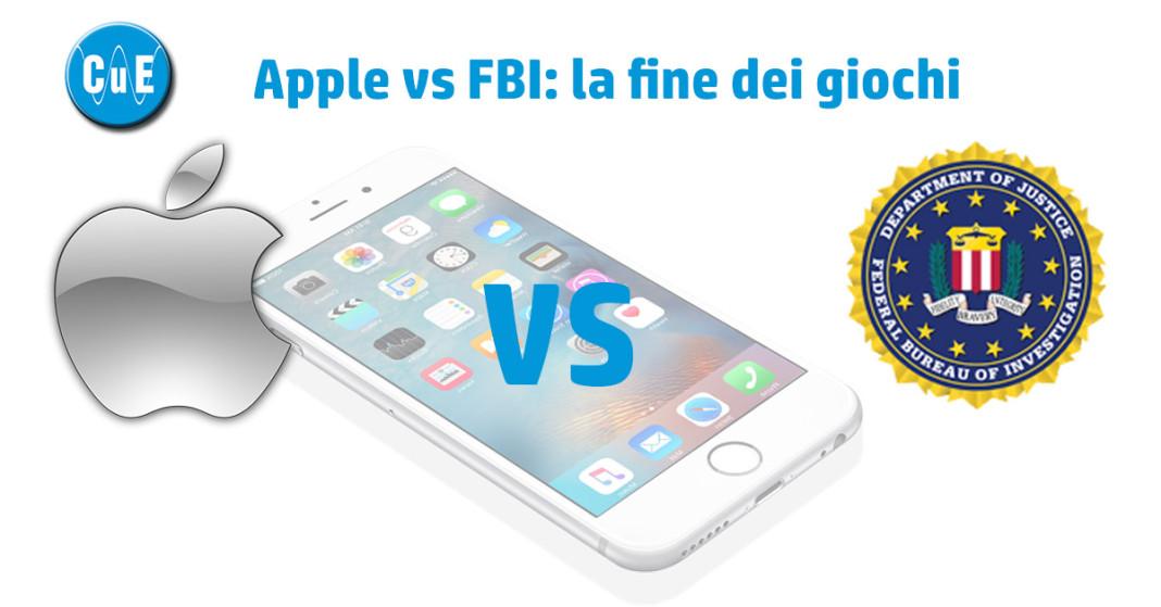 Apple vs FBI : San Bernardino