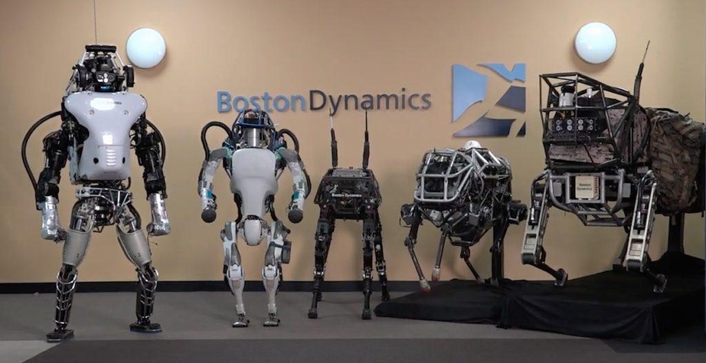 Atlas il robot di nuova generazione. Close-up Engineering
