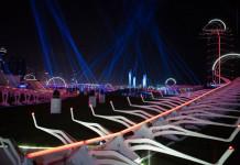 Gran Premio dei droni a Dubai. Close-up Engineering