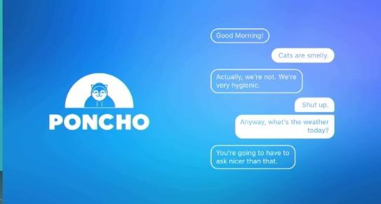 Poncho_Bot_Messenger