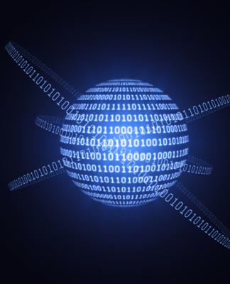 Potenziare computer quantistico reale