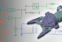 Modellare e simulare in Simscape. Close-up Engineering