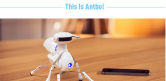 Antbo, robot insetto da programmare. Close-up Engineering