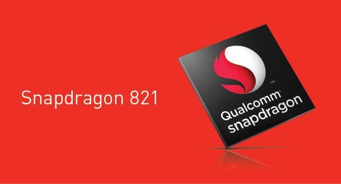 CPU Snapdragon 821 Mobile