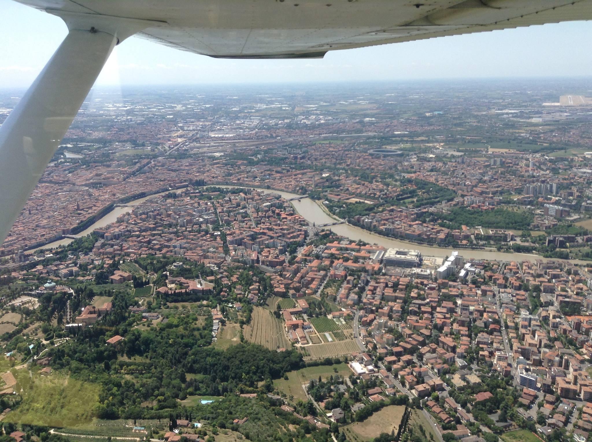 AvioSharing Volo turistico
