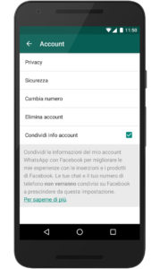 WhatsApp guarda avanti: condivisione dati degli utenti con Facebook