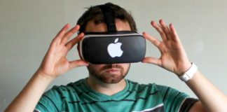 Apple VR Headset Wireless