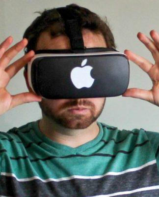 Apple VR Headset Wireless