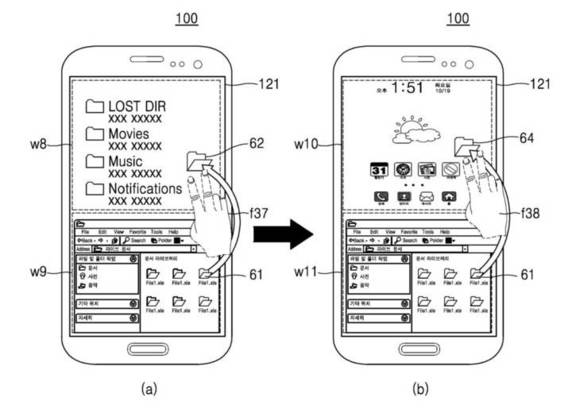 Samsung: Dual OS Smartphone Windows & Android Multiwindow