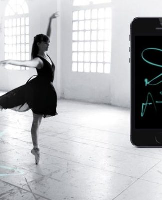 E-Traces Arduino per ballerine, Close-up Engineering - Credits: designboom.com