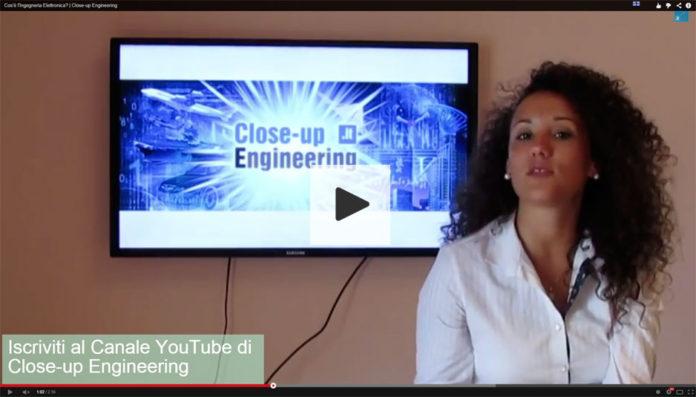 Ingegneria Elettronica e delle Telecomunicazioni, Close-up Engineering