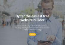 Realizzare siti web gratis facili con SITE123