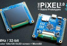 Pixel 2.0, Arduino diventa indossabile