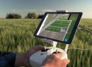Droni - Filedscanner