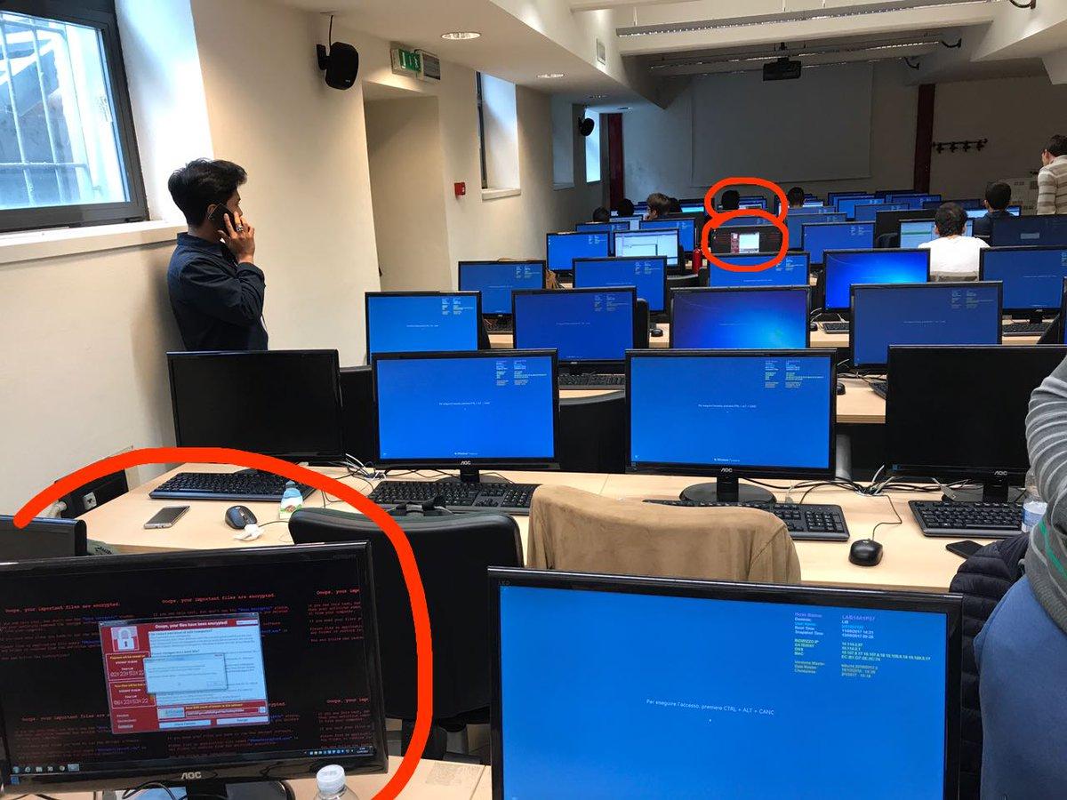 Attacco Hacker Mondiale (2)
