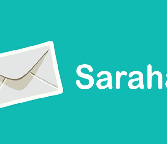 Sarahah, l'applicazione di messaggistica anonima non conserva più i nostri dati nei propri server.