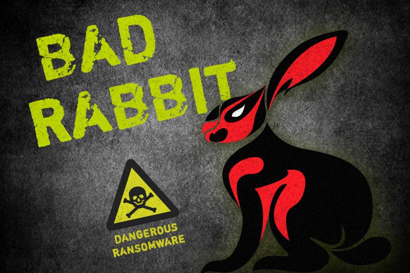 Il ransomware Bad Rabbit arriva dall'est Europa e si diffonde tramite una tecnica antiquata, molto usata in passato dai pirati informatici.