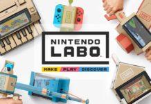 """Niente 3D, 4K o VR questa volta: """"monta, gioca e scopri"""" con Nintendo Labo, il nuovo e originale modo di pensare i videogiochi."""