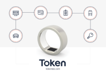 Token, lo smart ring di Tokenize Inc.