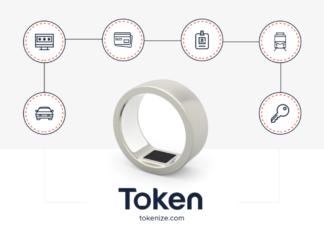 Token, lo smart ring di Tokenize Inc.